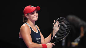 Get the Barty party started! Aussie Ashleigh Barty nets record $4.42mn prize money as she beats Elina Svitolina to win WTA Finals