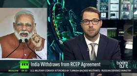 India opts out of RCEP & Aramco to launch listing