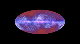 Thrown for a loop: Paradigm-shifting study claims universe is a closed ring, not flat