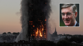 'Absolute ghoul': Rees-Mogg slammed online after suggesting Grenfell residents lacked 'common sense' during fire