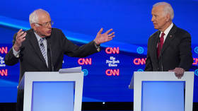 Dems think Bernie better on MOST policy issues, but will vote for Biden in hopes he dethrones Trump – poll