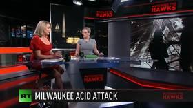 Acid attacker arrested & 'woke' culture cancels redemption
