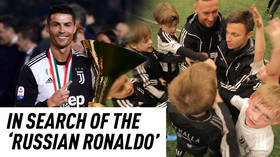 'The Russian Ronaldo' - Juventus Academy Moscow & the hunt for the new Cristiano (VIDEO)