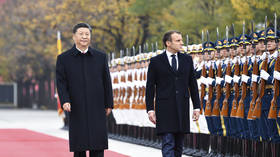 Vive la France! Macron trip to China will disappoint EU