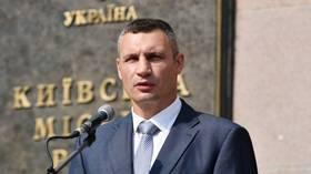 Is it a KO? Kiev mayor, ex-heavyweight champ Vitali Klitschko investigated over treason & embezzlement in Ukraine