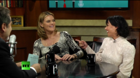 Constance Zimmer & Missi Pyle on 'The Mother Load' podcast, mom-shaming, & helicopter parenting
