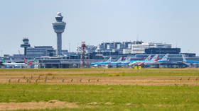 Dutch military police dispatched to 'suspicious situation' on plane at Amsterdam airport