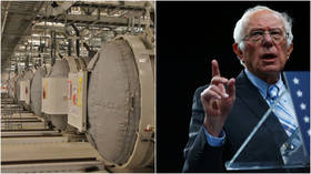 Sanders calls on US to rejoin Iran nuclear deal as GOP hawks it up over Tehran's uranium enrichment
