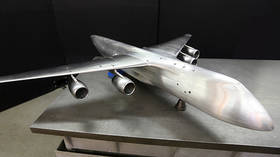 From dreams to the skies: Looks of Russian super heavy cargo plane to replace legendary Soviet flying giant Ruslan revealed