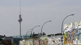 CrossTalk on the Berlin Wall: After the fall