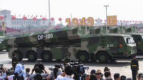 Our mid-range missiles don't pose threat to Washington...UNLESS it moves its missiles 'too close' – top Chinese diplomat