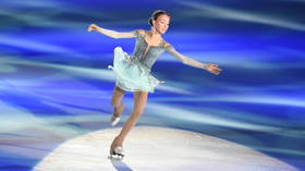 Truly unstoppable: Tutberidze's skaters extend their winning ways as Shcherbakova takes lead in China