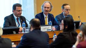 Geneva talks on Syria's political future to reconvene on November 25 – UN envoy