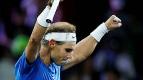 'I hope to be 100% ready for Monday': Rafael Nadal optimistic ahead of ATP Finals