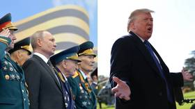 Outraged that Trump might attend V-Day parade in Moscow, MSM gets history & Russia all wrong AGAIN