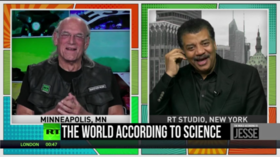 Neil deGrasse Tyson & J. Ventura on the role of astrophysics in military conquests