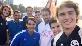ATP Tour Finals: Meet the elite eight players set for the big end-of-year tennis shootout in London (VIDEO)