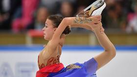 ISU Grand Prix: Russian 'Firebird' Anna Shcherbakova steals the show and takes gold in China (VIDEO)
