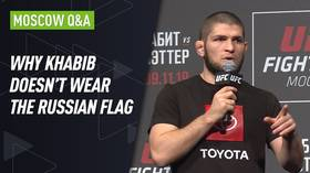 Khabib: 'Sometimes I go easy on my opponents, I don't want to hurt them' (VIDEO)