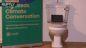 Powered by poop: UK 'pub' takes recycling to extremes with excrement-based energy supply (VIDEO)