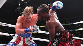 KSI vs Logan Paul 2: Controversy in LA as KSI claims split decision win in battle of YouTube stars (VIDEO)