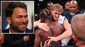 Why KSI vs Logan Paul 2 showed that celebrity boxing could be here to stay