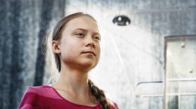 Not creepy at all: GIANT Greta Thunberg mural to grace downtown San Francisco (PHOTOS)