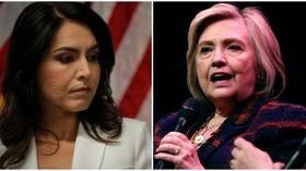 Tulsi Gabbard lawyer demanding retraction from Hillary Clinton over 'defamatory' Russian asset smear