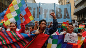 One step closer to democratic, prosperous, free Western Hemisphere? Trump hails ouster of Bolivia's Evo Morales