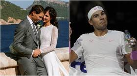 'That's bullsh*t': Rafael Nadal rages at question about his wife after ATP Finals defeat