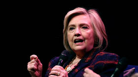 'Typical of her': Hillary Clinton takes to UK airwaves to warn about, yep, Russia… but not everybody is impressed