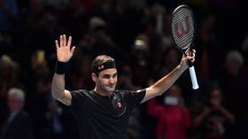 Back on track: Federer rescues ATP Finals hopes with win over Berrettini