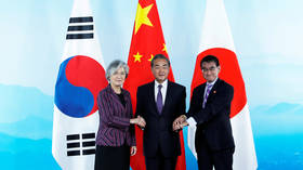 US unilateralism may be pushing Japan and South Korea into the open arms of China