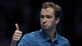 Medvedev melts down as Nadal storms back to win ATP Finals clash