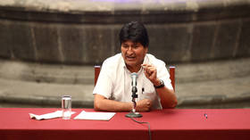 'We freed ourselves of IMF & had big plans on exports': Exiled Bolivian president Morales blasts coup & hints at US role in it