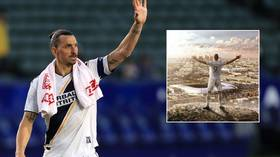 'His ego has an ego!' Zlatan pens pompous message to announce LA Galaxy exit, tells fans to 'go back to watch baseball'