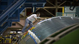 Rise of the machines postponed: Boeing relies on humans again after robots fail its 777X jet fuselage assembly