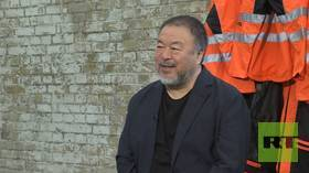 I'm a refugee of the world – Ai Weiwei