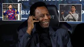 Messi or Ronaldo? Pele picks his perfect playing partner from current crop of stars