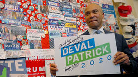 With Harris & Booker polling single digits, Mass. ex-governor Deval Patrick joins 2020 race to salvage minority vote