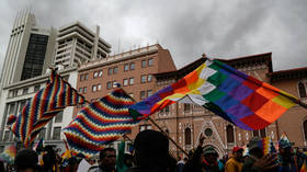 Bolivia's coup