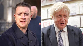 'Go Boris': Tommy Robinson endorses UK PM, saying 'if we believe in democracy, we have to have Brexit' (VIDEO)