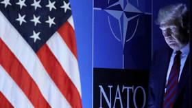 Trump to stress US allies' defense spending at NATO summit next month – White House