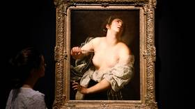 Artemisia Gentileschi: Rediscovered genius or token feminist in the culture wars?