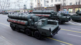 Turkey's Russian-made S-400s on combat duty 'by spring', Moscow confirms