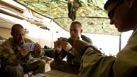 No playing around: US Army's new card decks feature Russian, Chinese & Iranian weapons 'to learn more about adversaries'