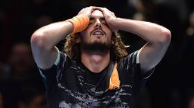 ATP Finals: Stefanos Tsitsipas defies history to capture end-of-year title (VIDEO)