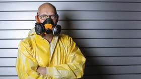 Arkansas 'Heisenberg'? Chemistry professor who praised 'Breaking Bad' for scientific accuracy arrested for cooking meth