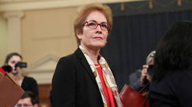 Ex-Ukraine envoy's feelings that Trump 'threatened' her & his 'real-time attacks' on Twitter are IMPEACHABLE, Democrats say