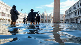 Russians donate €1 MILLION in less than 24 hours in a bid to save Venice, as the city recovers from 3rd wave in a week
